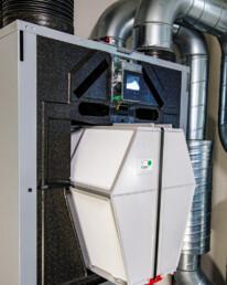 Onderhoud ventilatie